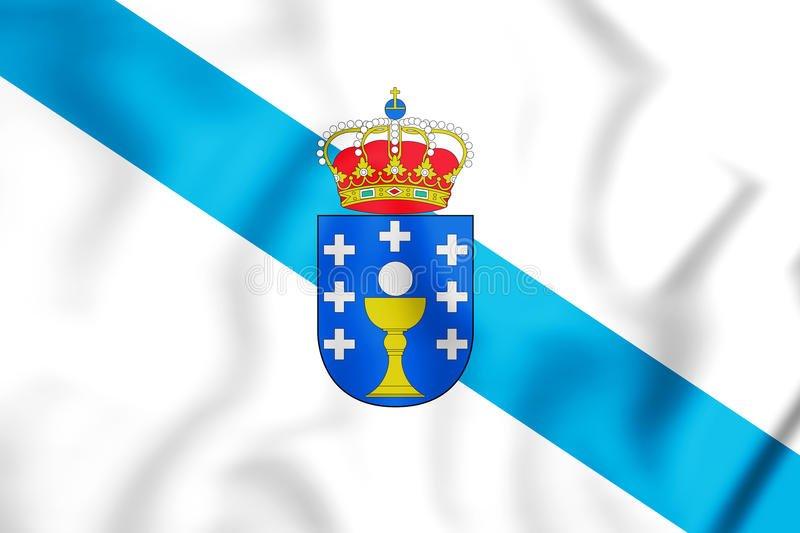 Flag of Galicia