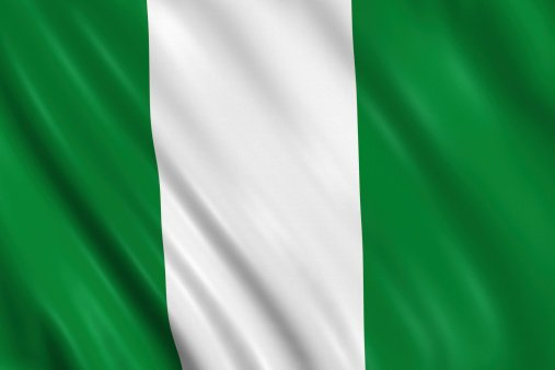 Flag of the Federal Republic of Nigeria