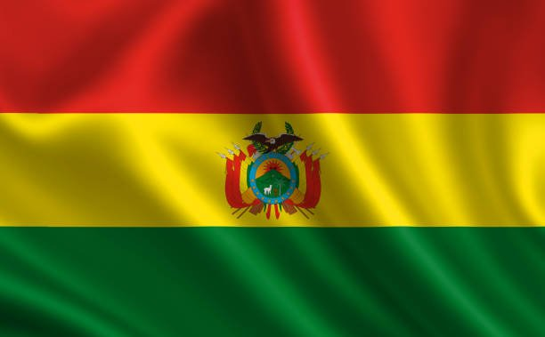 Flag of the Plurinational State of Bolivia