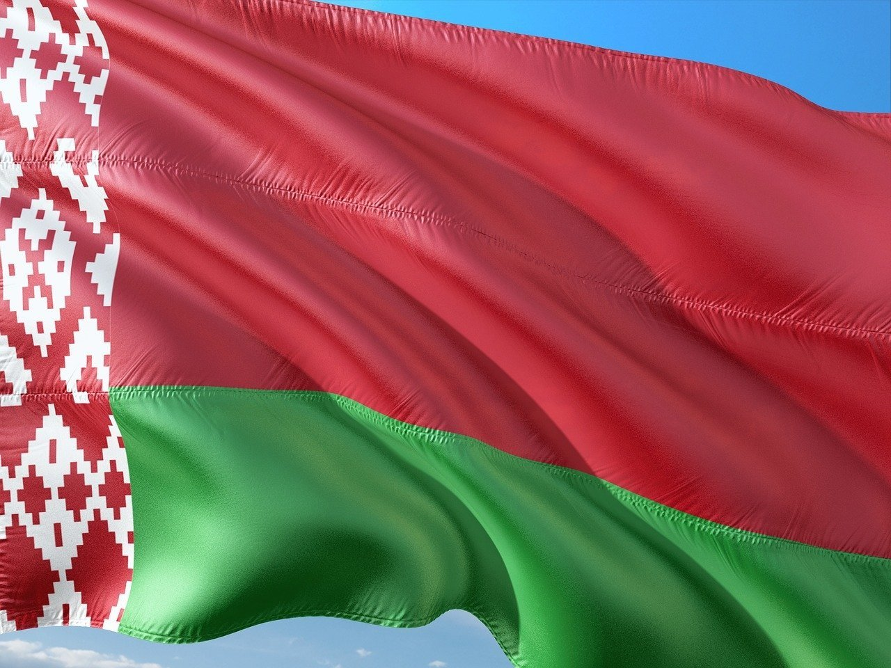 Flag of the Republic of Belarus