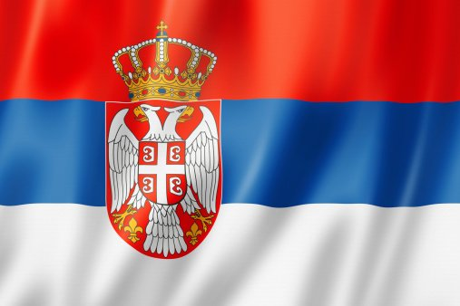 Flag of the Republic of Serbia