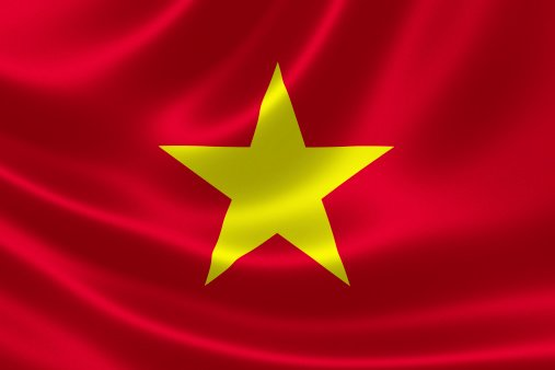 Flag of the Socialist Republic of Vietnam