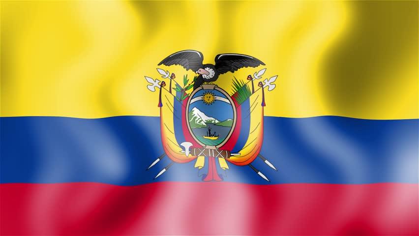 Flag of the Republic of Ecuador