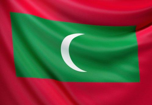 Flag of the Republic of Maldives