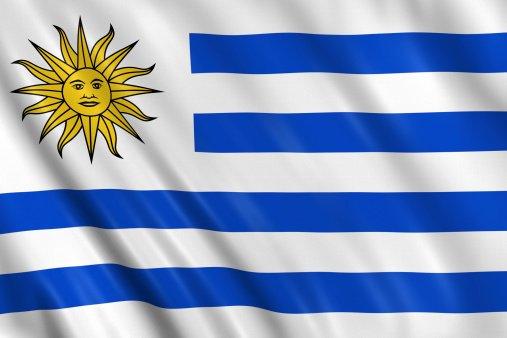 Flag of the Republic of Uruguay