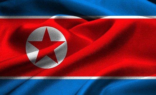 Flag of the Democratic People's Republic of Korea
