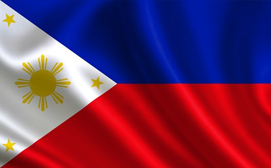 Flag of the Republic of the Philippines