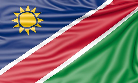 Flag of the Republic of Namibia