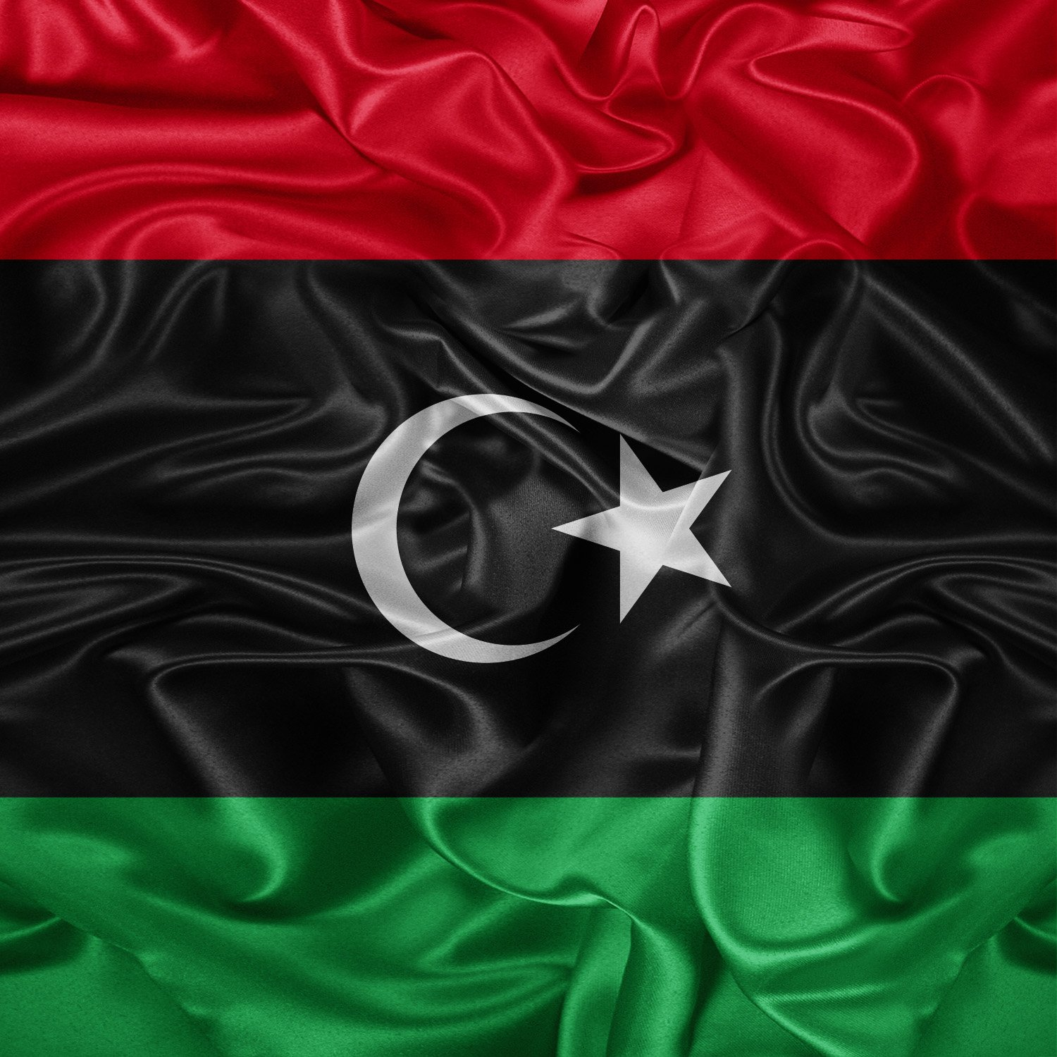 Flag of the government of Libya