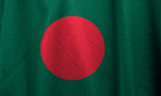 Flag of the People's Republic of Bangladesh