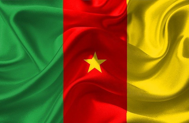 Flag of the Republic Cameroon