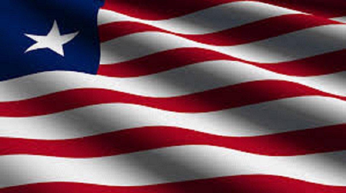 Flag of the Republic of Liberia