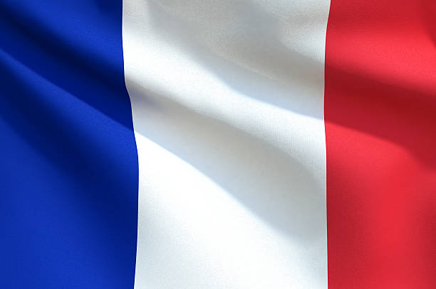 Flag of the Republic of France