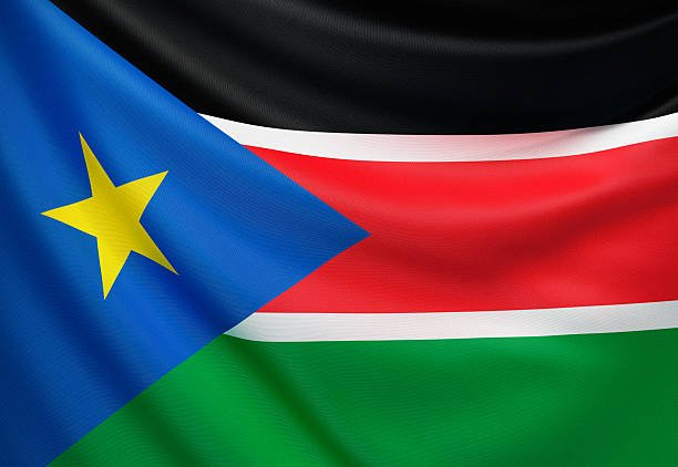 Flag of the Republic of South Sudan