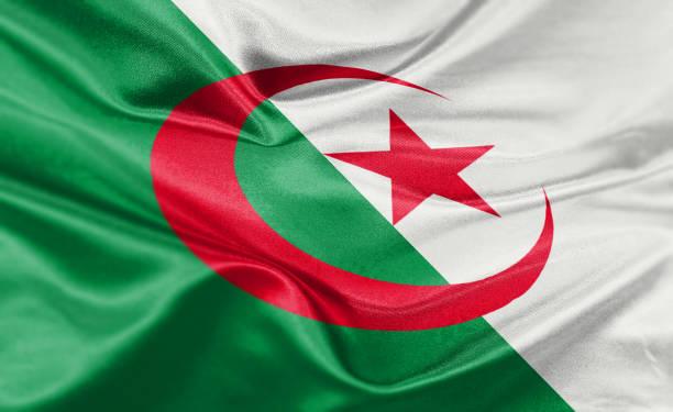 Flag of the People's Democratic Republic of Algeria