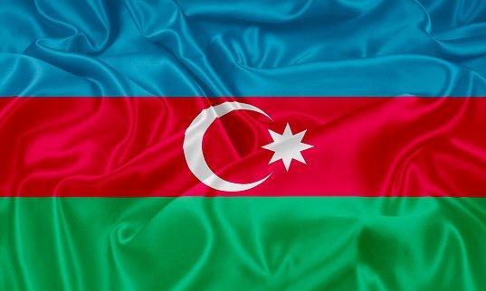 Flag of the Republic of Azerbaijan