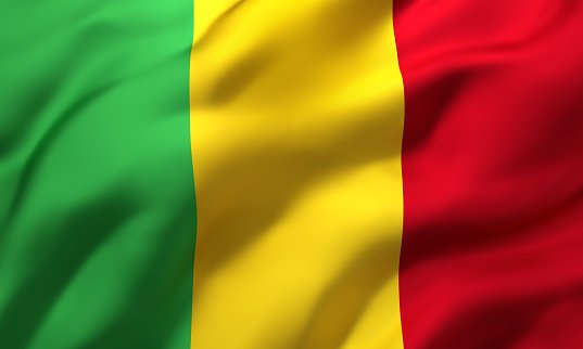 Flag of the Republic of Mali