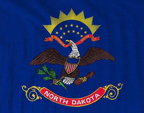 Flag of North Dakota State