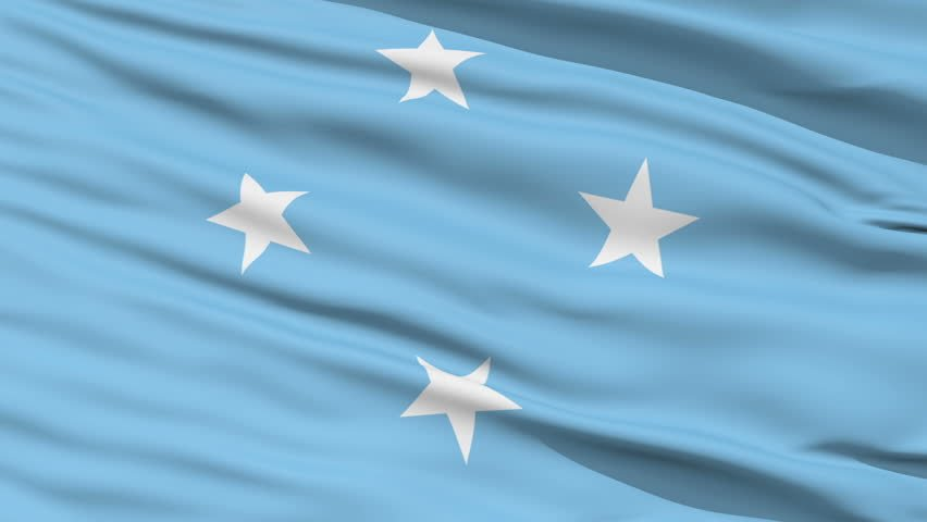 Flag of the Federated States of Micronesia (FSM)