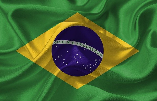 Flag of the Republic of Brazil