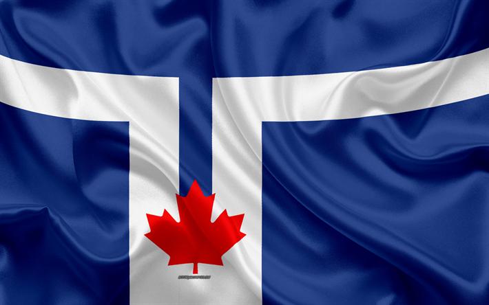 Flag of Toronto, Canada