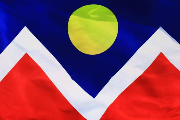 Flag of Denver City
