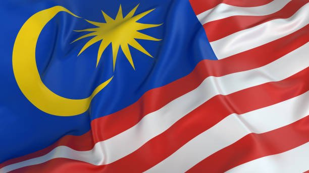 Flag of the Federation of Malaysia