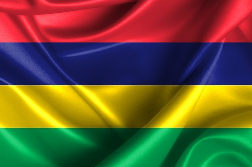 Flag of the Republic of Mauritius