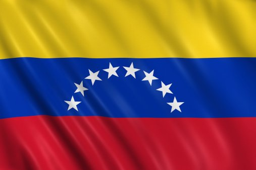 Flag of the Republic of the Bolivarian Republic of Venezuela