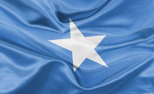 Flag of the Federal Republic of Somalia