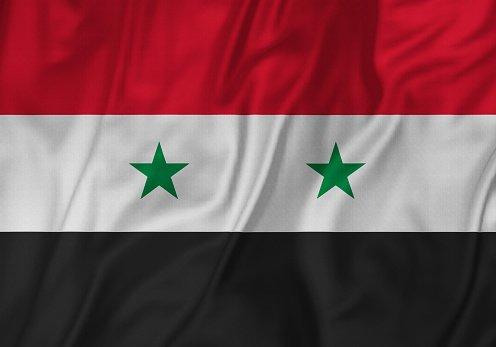 Flag of the Arab Republic of Syria