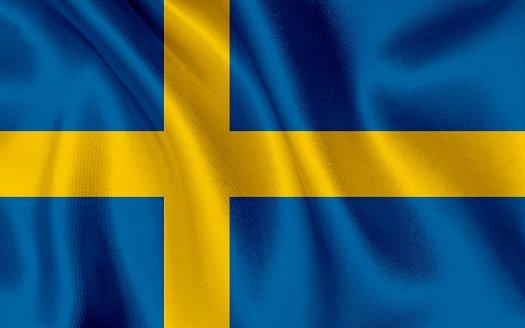 Flag of the Kingdom of Sweden