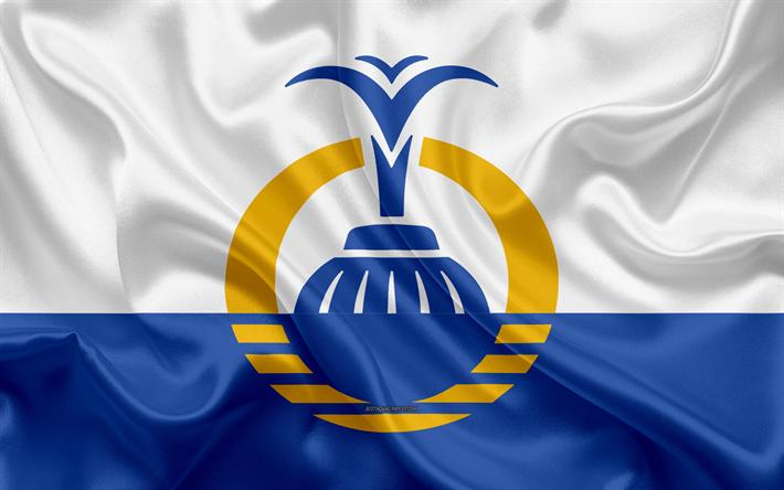 Flag of Orlando, Florida